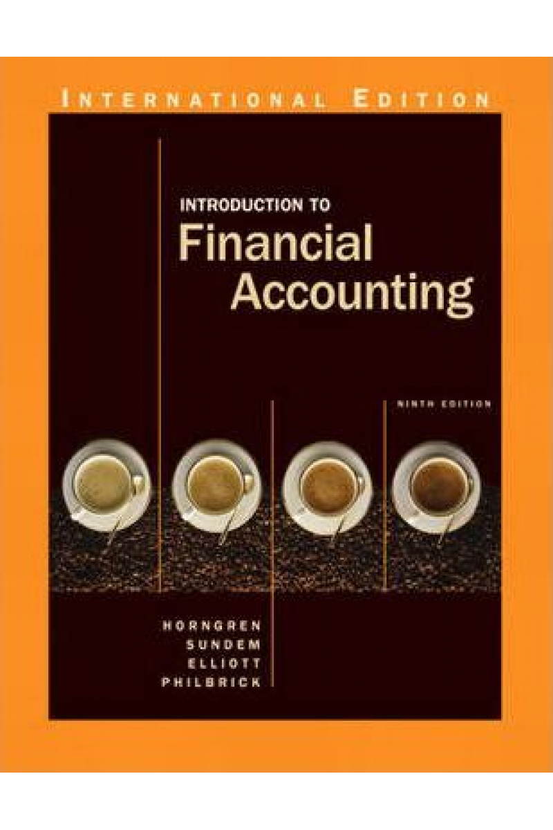 introduction to financial accounting 9th (charles t. horngren, gary l. sundem)