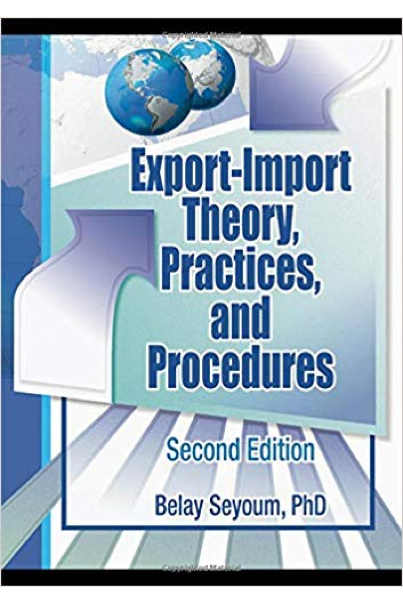 export import theory practices and procedures 2nd (belay seyoum)