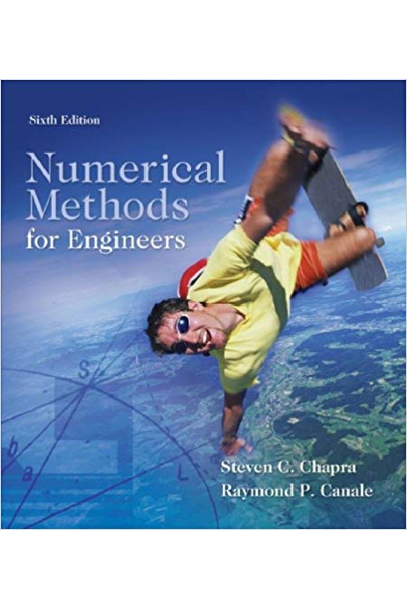 Numerical Methods for Engineers  6th  Chapra&Canale