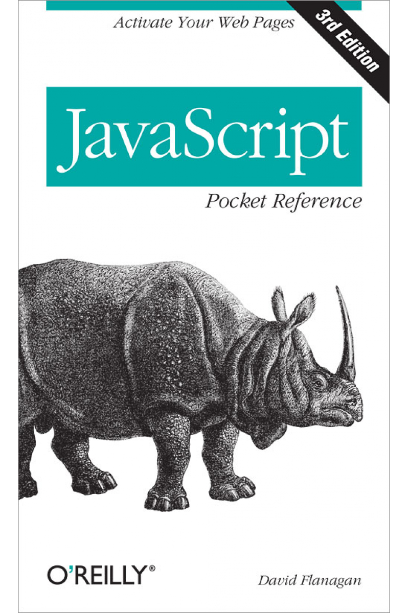 javascript pocket reference 3rd (flanagan)