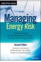 managing energy risk 2nd (burger, graeber, schindlmayr)