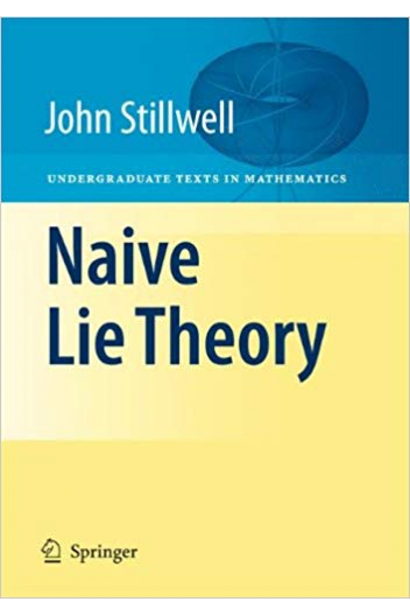 naive lie theory (john stillwell)