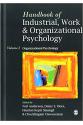 industrial work and organizational psychology volume 2 (anderson, ones, viswesvaran)