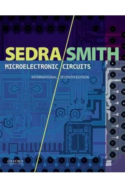 Microelectronic Circuits 7th (Adel S. Sedra, Kenneth Smith)  2 CİLT Microelectronic Circuits 7th (Adel S. Sedra, Kenneth Smith)  2 CİLT