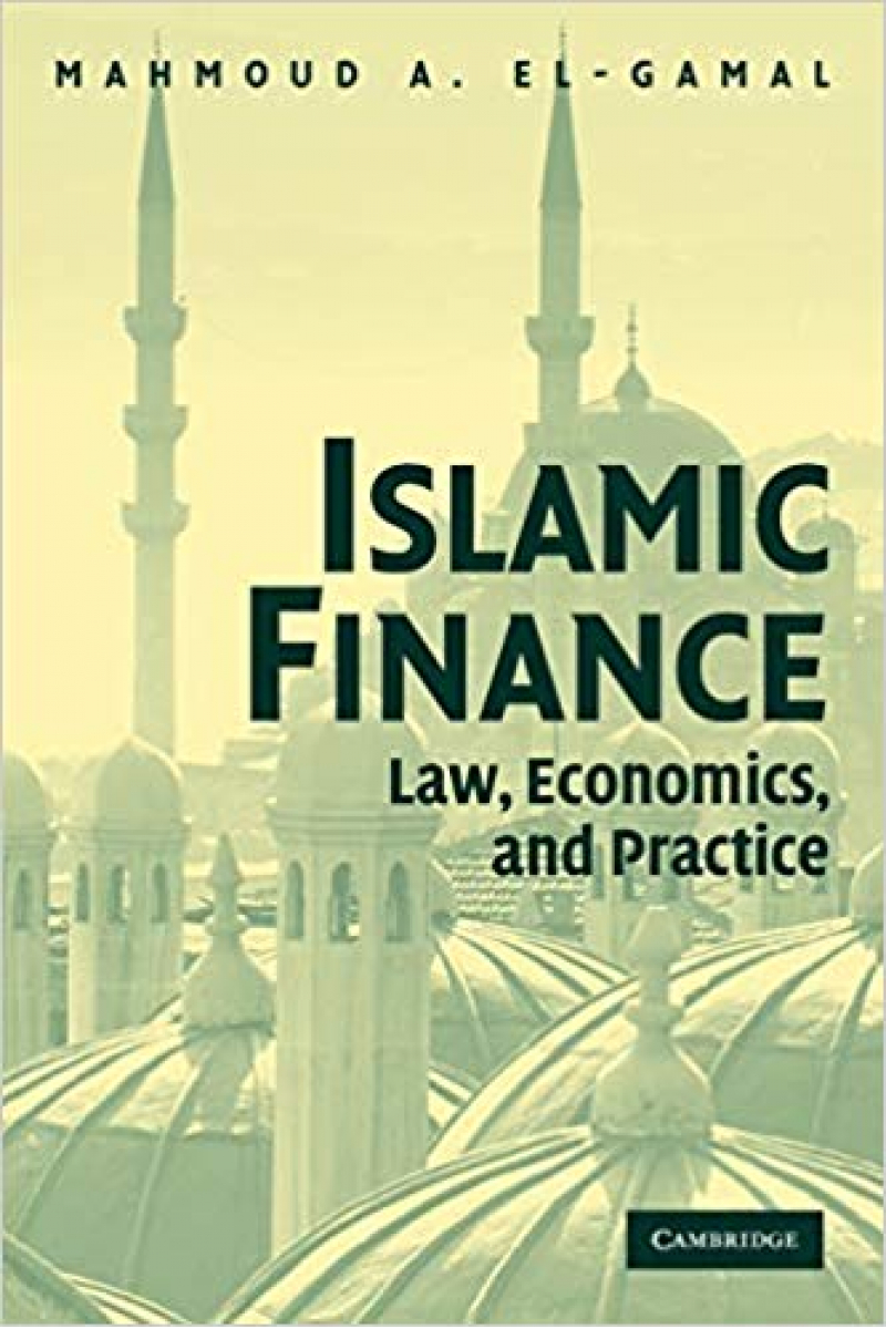 islamic finance law economics and practice (mahmoud gamal)