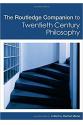the routledge companion to twentieth century philosophy (dermot moran)