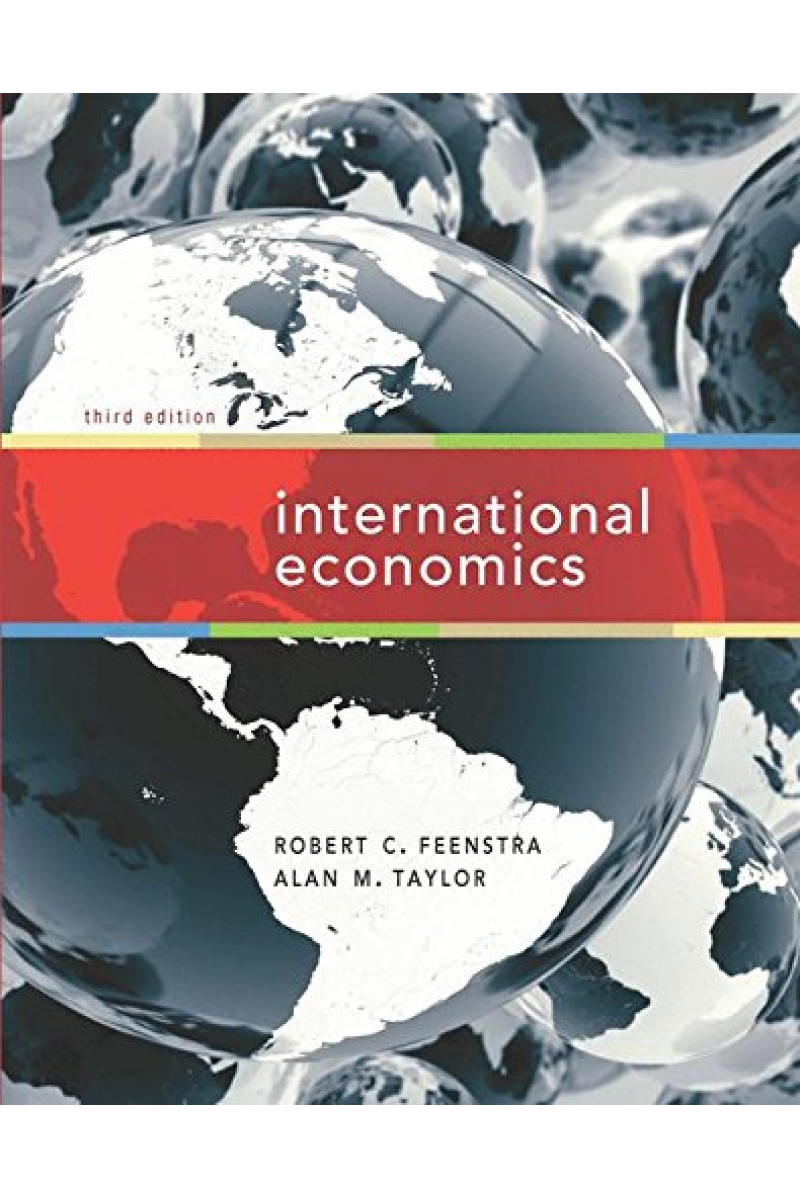 international economics 3rd (feenstra, taylor)