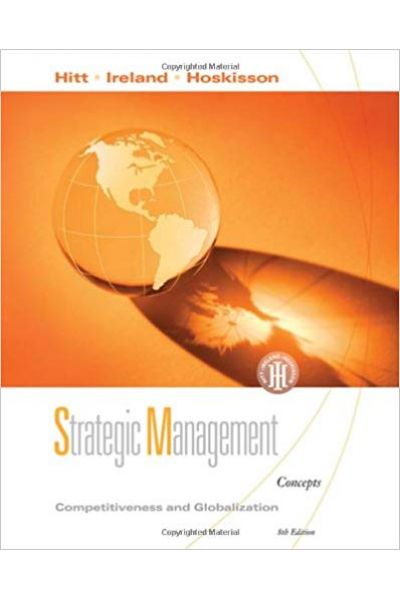 strategic management 8th concepts and cases (hitt, ireland, hoskisson)