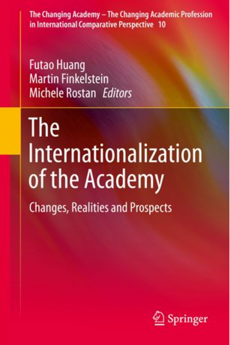 the internationalization of the academy (huang, finkelstein, rostan)