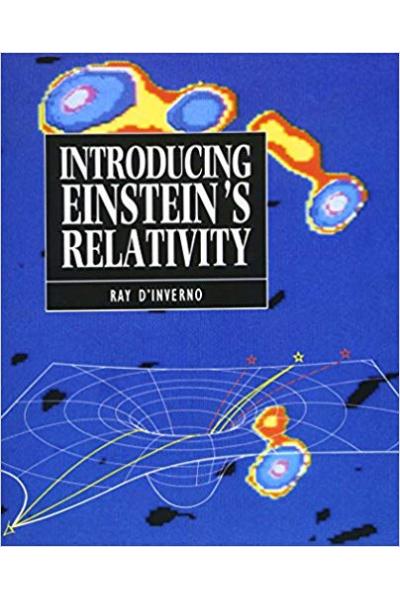introducing einstein's relativity (ray d'inverno)