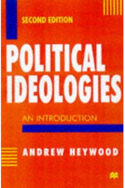 political ideologies an introduction (andrew heywood)