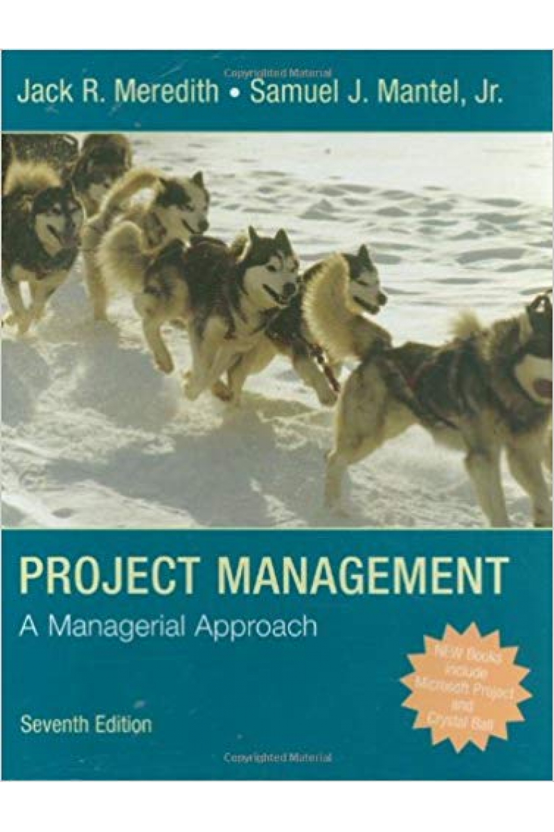 project management 7th (meredith, mantel)