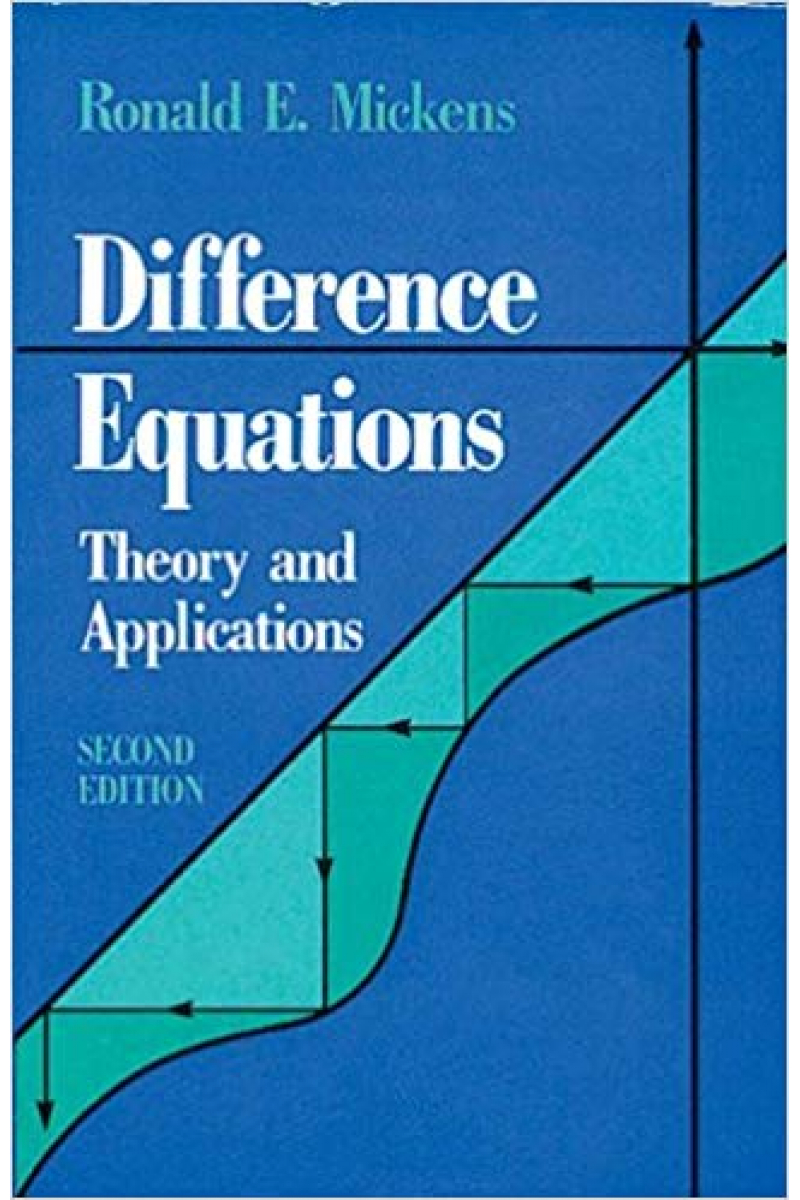 difference equations 2nd (ronald mickens)