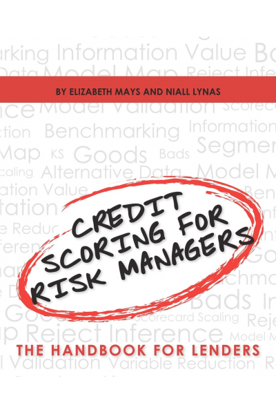 credit scoring for risk managers (elizabeth mays, niall lynas)