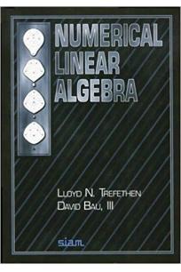 Numerical Linear Algebra (Trefethen, Bau) 1997