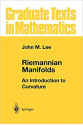 riemannian manifolds an introduction to curvature (john m. lee)