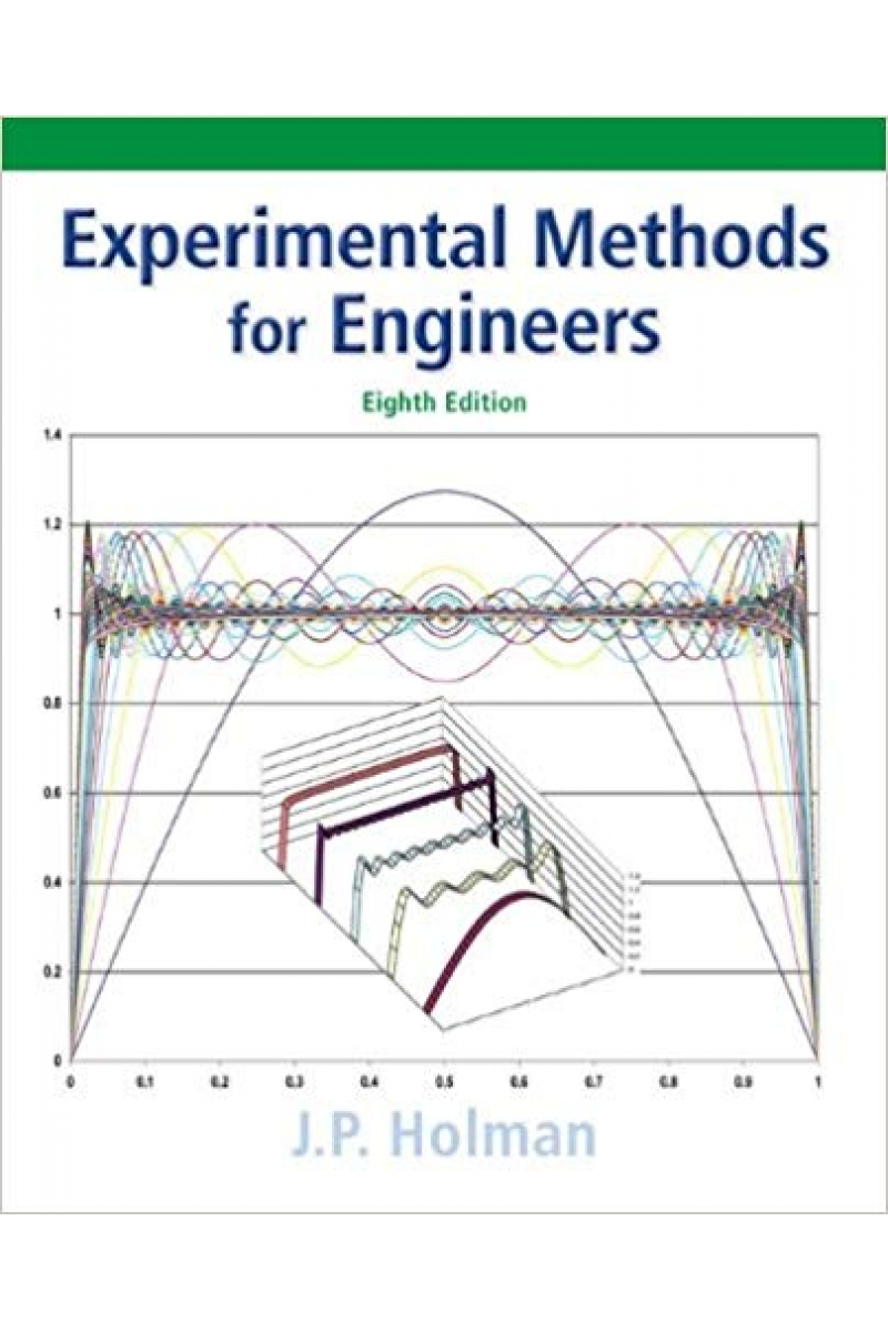 experimental methods for engineers 8th (holman)