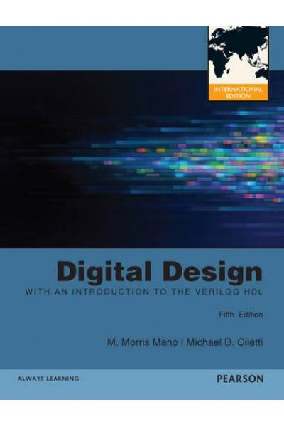 digital design 5th (m. morris mano, michael d. Ciletti)