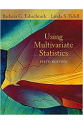 using multivariate statistics 5th (tabachnick, fidell)
