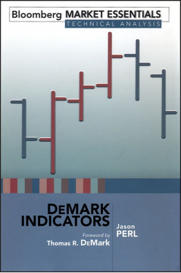 DEMARK INDICATORS (Jason PERL) 2008