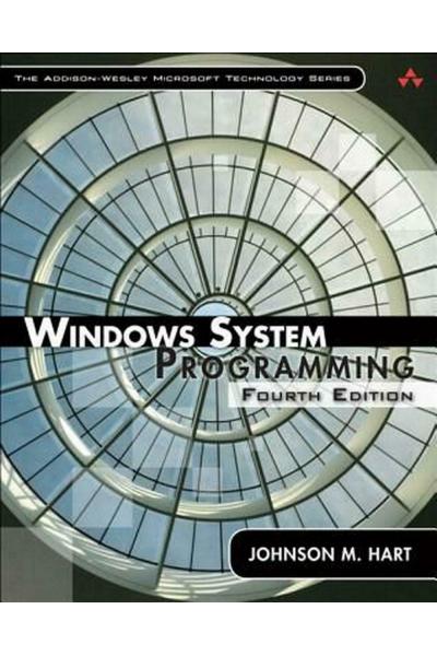 Windows System Programming, (4th Edition)