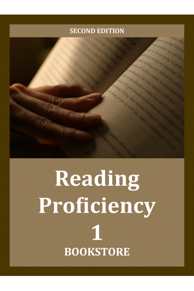 Reading Proficiency 1 Reading Proficiency 1