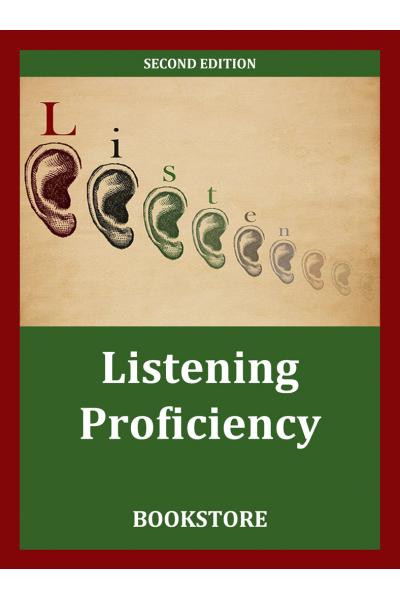 Listening Proficiency Listening Proficiency