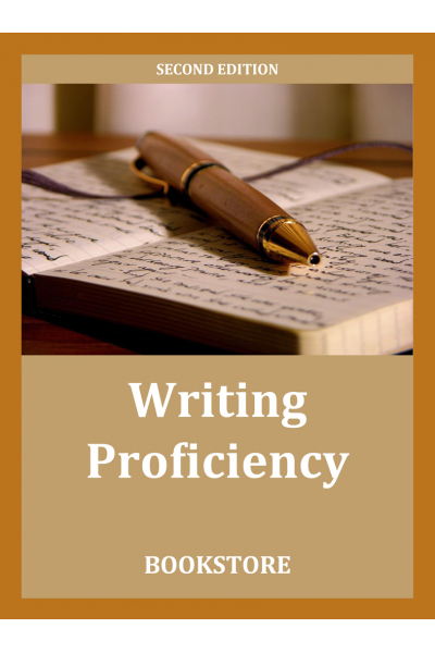 Writing Proficiency Writing Proficiency