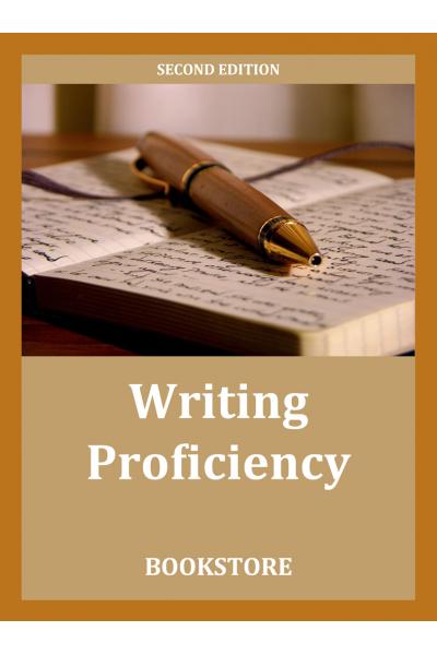 Writing Proficiency Writing Proficiency