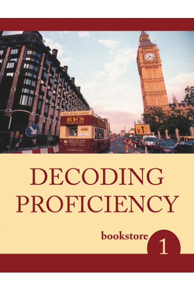 Decoding Proficiency 1 Decoding Proficiency 1