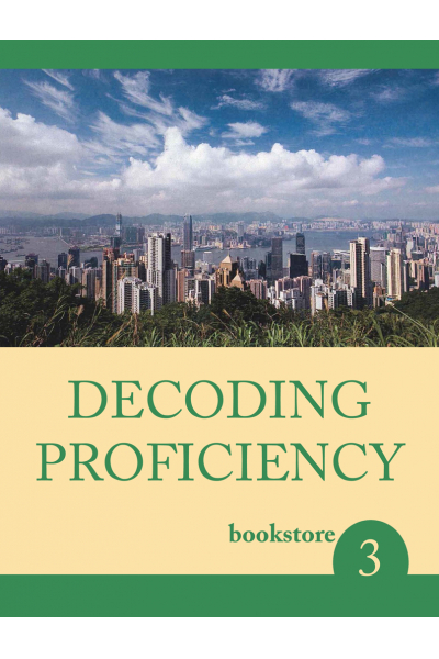 Decoding Proficiency 3 Decoding Proficiency 3