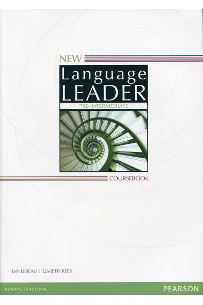 New Language Leader Pre-Intermediate Coursebook 2nd Edition