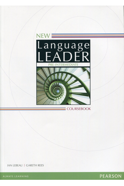 New Language Leader Pre-Intermediate Coursebook 2nd Edition New Language Leader Pre-Intermediate Coursebook 2nd Edition