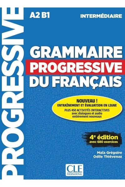 Grammaire Progressive du Français A2.B1 Grammaire Progressive du Français A2.B1