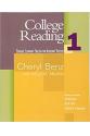 College Reading 1 ( Cheryl Benz, Myra M. Medina)