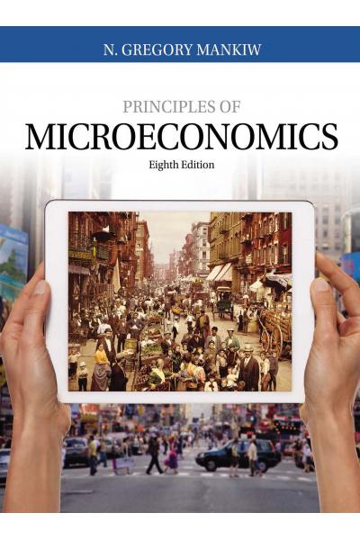 Microeconomics 8 Edition (Gregory Mankiw) EC 101 Microeconomics 8 Edition (Gregory Mankiw) EC 101