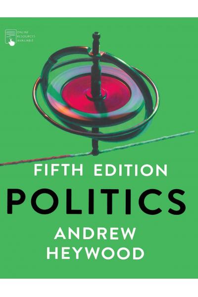 Politics 5th (Andrew Heywood)