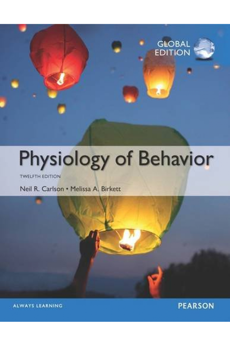 Physiology of Behavior 12th (neil r. carlson) PSY 271 TAM KİTAP
