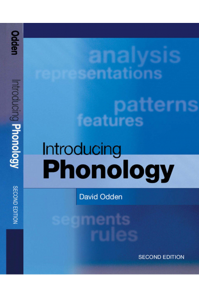 Ling 201 Phonology David Odden Ling 201 Phonology David Odden