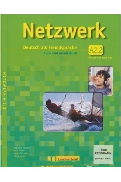 GER 202 Netzwerk A2.2 (Renkli) GER 202 Netzwerk A2.2 (Renkli)
