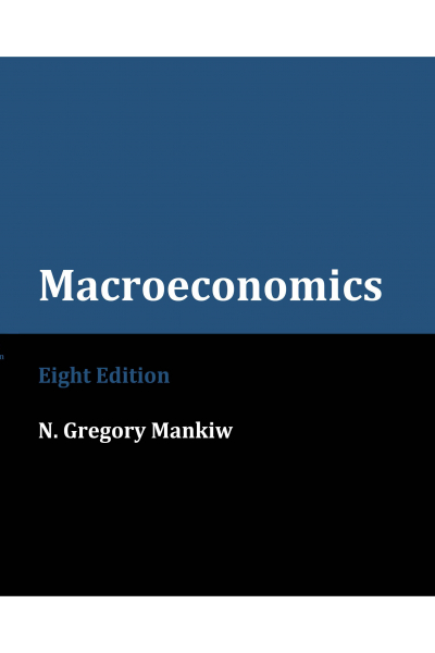 EC 205 Macroeconomics 8th (n. gregory mankiw) EC 205 Macroeconomics 8th (n. gregory mankiw)