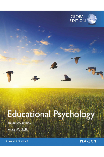 Educational Psychology, Global Edition 13th (Anita Woolfolk)