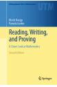 Reading Writing And Proving A Closer Look at Mathematics ( Daepp, Gorkin)