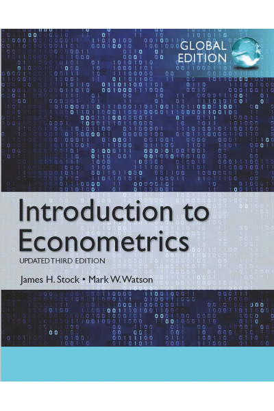 Introduction to Econometrics 3rd (james h. stock, mark w. watson) UPDATED EDITION Introduction to Econometrics 3rd (james h. stock, mark w. watson) UPDATED EDITION
