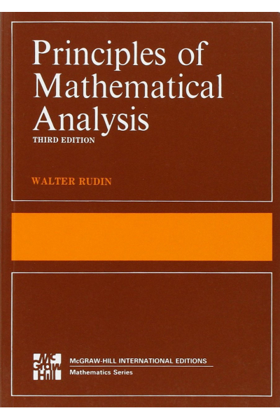 Principles of Mathematical Analysis 3rd (Walter Rudin) Principles of Mathematical Analysis 3rd (Walter Rudin)
