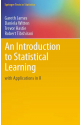 An Introduction to Statistical Learning with Applications in R (James, Witten, Hastie, Tibshirani)