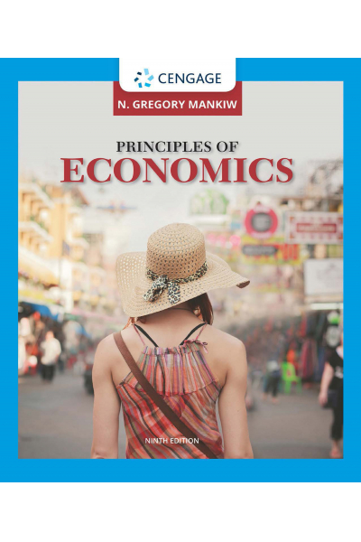 EC 101 Principles of Economics 9th (Mankiw, Gregory, (2021) Rıfat Barış Tekin EC 101 Principles of Economics 9th (Mankiw, Gregory, (2021) Rıfat Barış Tekin