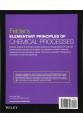 Felder's Elementary Principles of Chemical Processes 4th (Richard m. Felder, Ronald w. Rousseau)