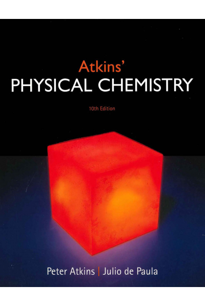 Physical Chemistry 10th (peter atkins, julio de paula)