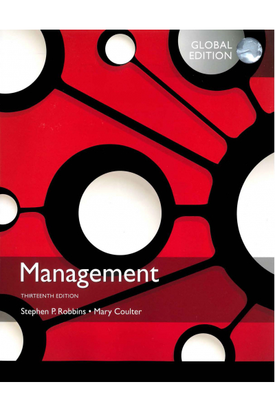 Management 13th (Stephen P. Robbins, Mary Coulter) MIS 113 -INTT 132 TAM KİTAP
